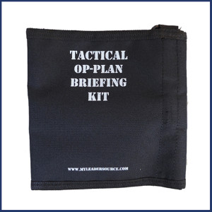 Tactical Op-Plan Briefing Kit